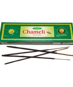 indické vonné tyčinky chameli