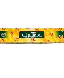 indické vonné tyčinky champa