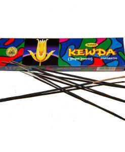 indické vonné tyčinky kewda