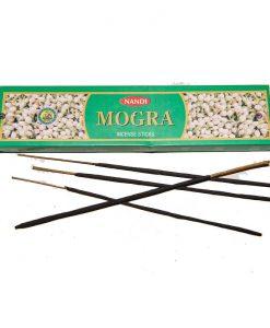 indické vonné tyčinky mogra