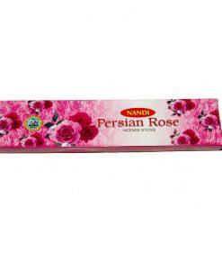 indické vonné tyčinky persian rose