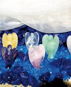 Andělé z drahých kamenů