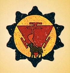 3 čakra symbol