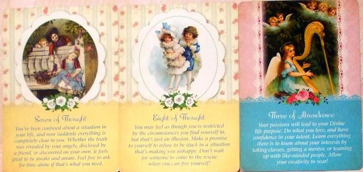 Karty andělů strážných