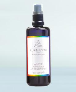Pomanderový osvěžovač bílý