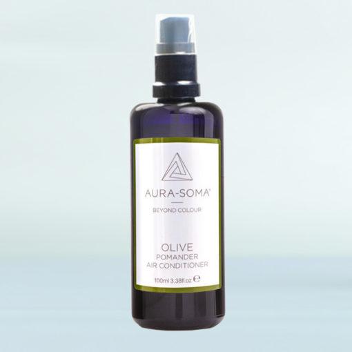 Pomanderový osvěžovač olivový