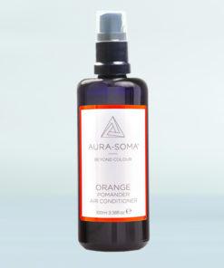 Pomanderový osvěžovač oranžový