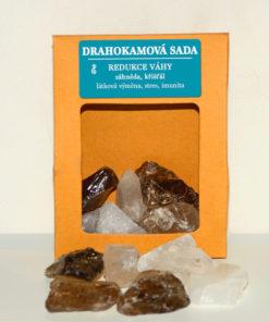 Drahokamový set pro přípravu krystalové vody