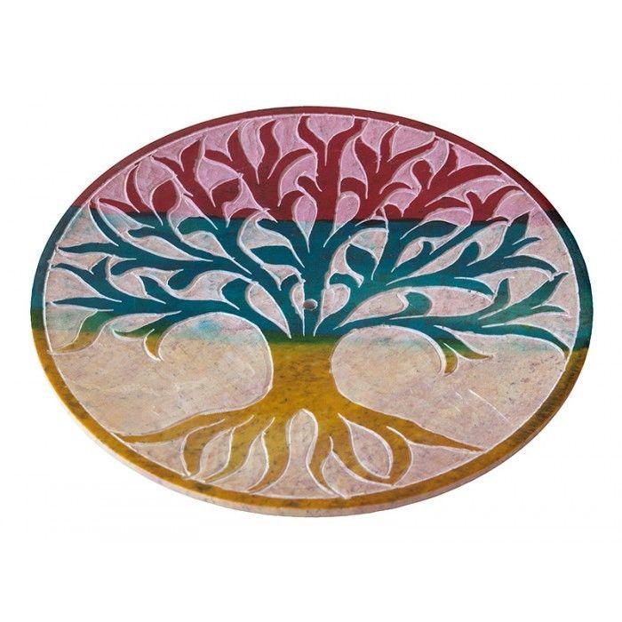Stojánek pro vonné tyčinky, Strom života