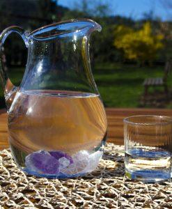 Drahokamové sady pro přípravu krystalové vody